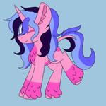 Omnisexual (New pony oc)