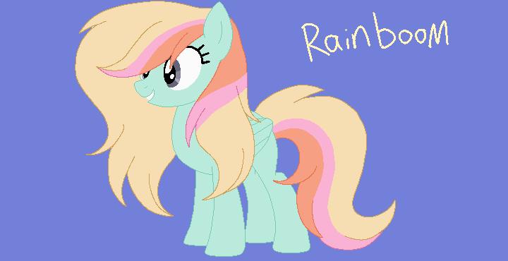 Rainboom (Pixel version)