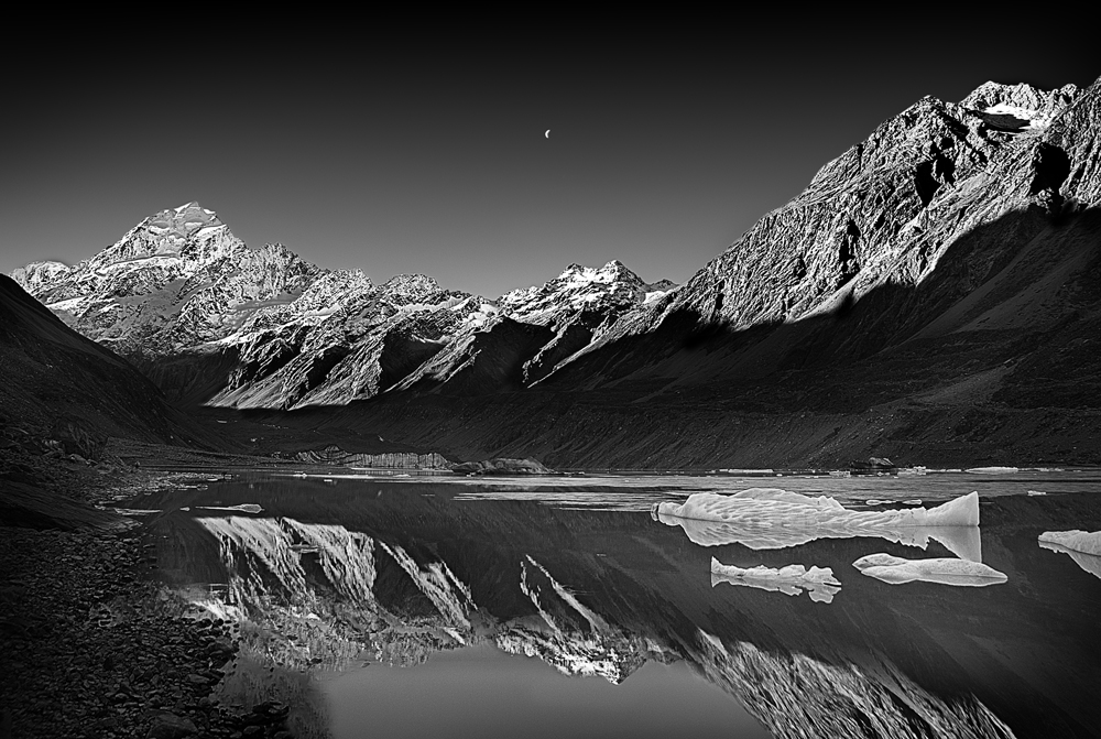 Mt. Cook by CoolQuark