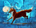 Fox's Brush