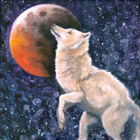 Eclipse of the Wolf Moon