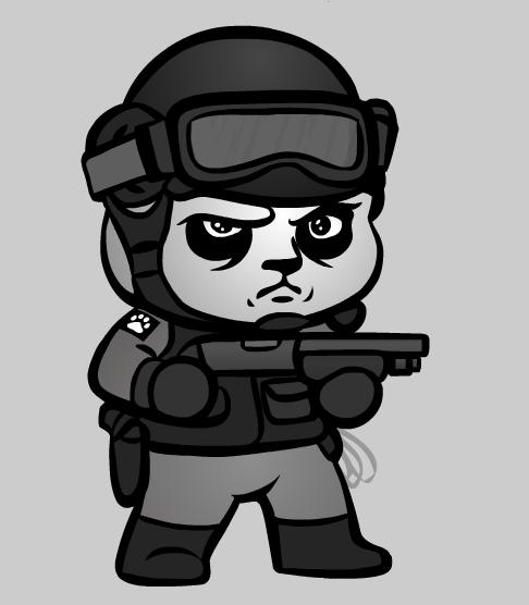 Bienvenue chez Yves le Panda