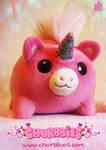 Churbbies! Big Eyed Churbbicorn*** by liquidcrow