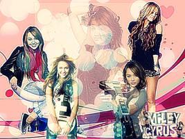 Miley Cyrus(moja kreacija)