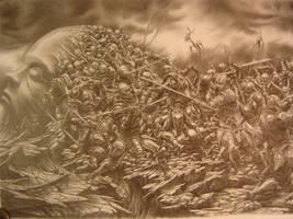 schlacht von akzhat thon by seyk