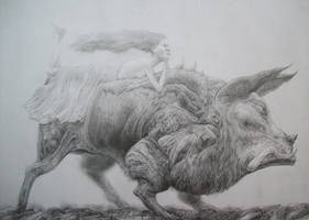 riding the beast by seyk