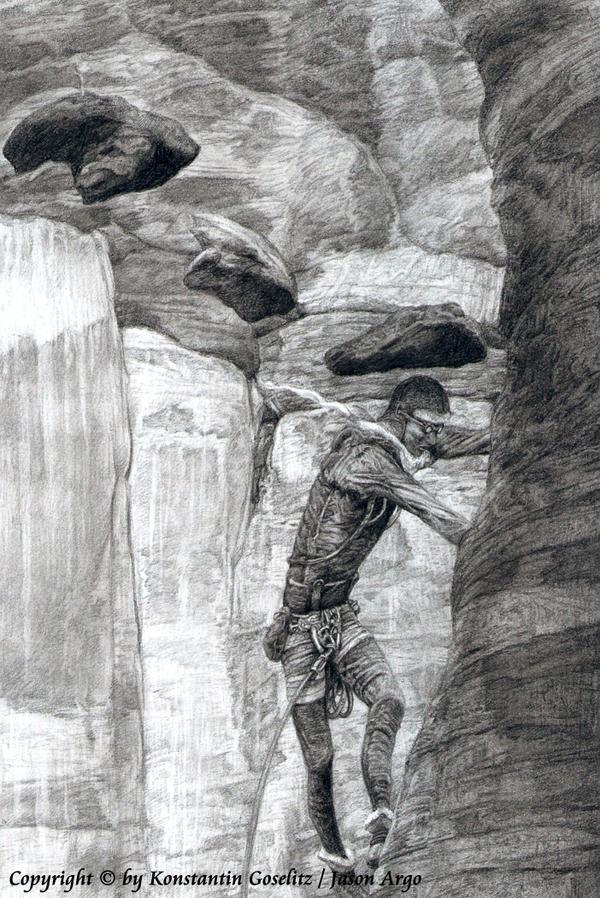 kurzallich vs the mountain by seyk