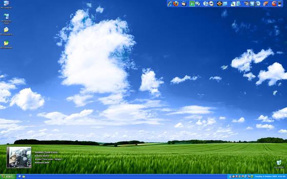 Desktop as of 6-10-09