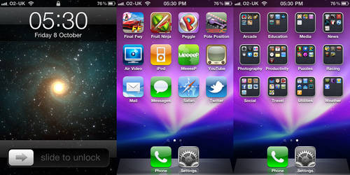 iPhone 4 as of 08-10-10