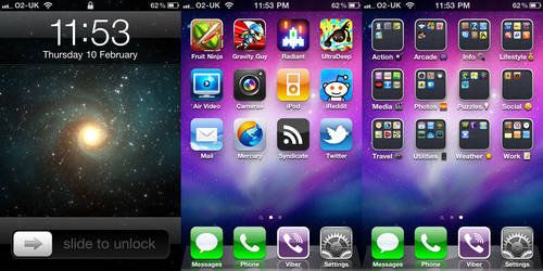 iPhone 4 as of 10-02-11