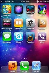 iPhone 4 as of 05-01-12