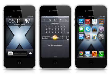 iPhone 4 as of 06-08-12