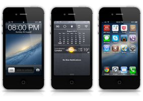 iPhone 4 as of 26-08-12
