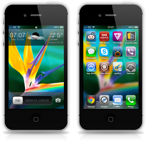 iPhone 4 as of 15-10-12