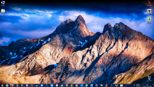 Windows Desktop as of 07-08-18