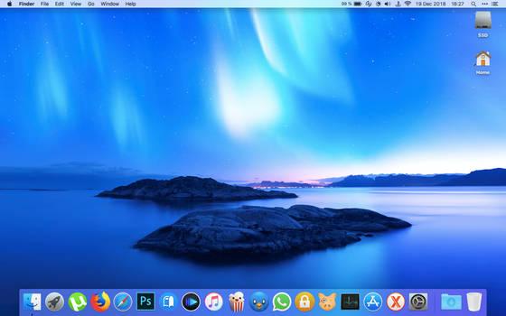 Mac Desktop as of 19-12-18