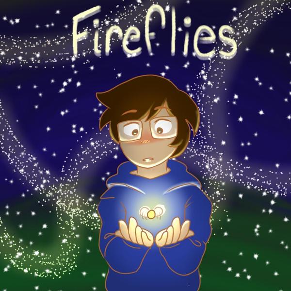 Fireflies by SinningMeme