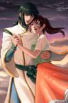 Dreams of Haku and Chihiro