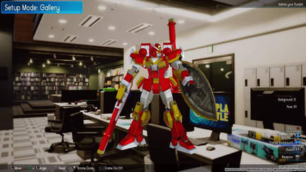 Pyro Gundam