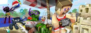 Minecraft Summer Picnic