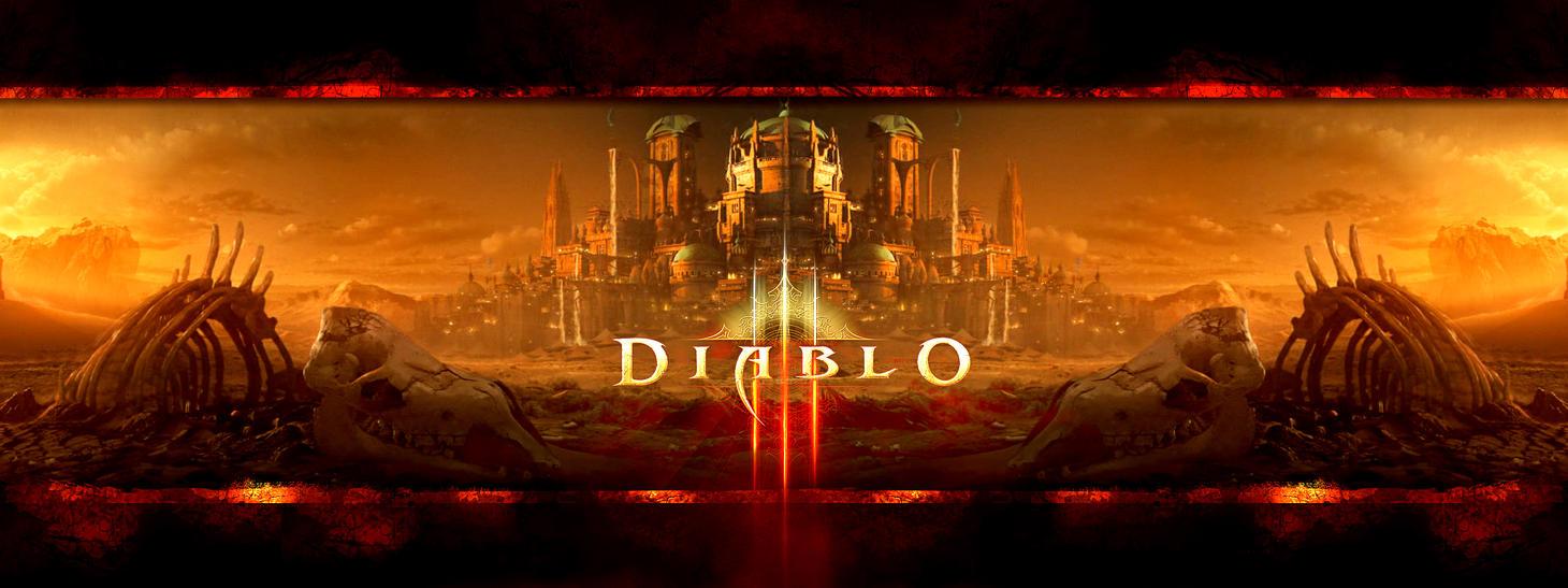 Diablo 3 Wallpaper 3200x1200 By Jinaii On DeviantArt