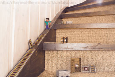 Shortcut Upstairs by Weed-Lion