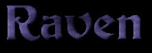 Raven logo by Vegeta4901