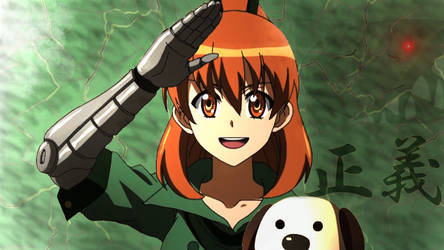 Seryuu - Akame ga Kill - Justice by H2-Flow