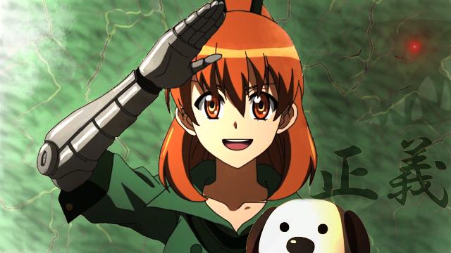 Justice Girl Akame Ga Kill
