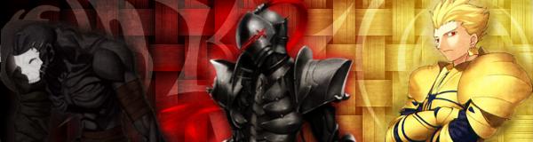 Fate/Zero - Signature - Archer, Assassin, Berserk by H2-Flow