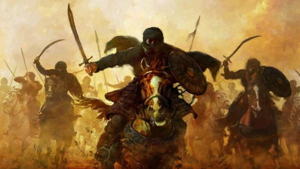 Medieval Islamic warriors by ArabNinja1233