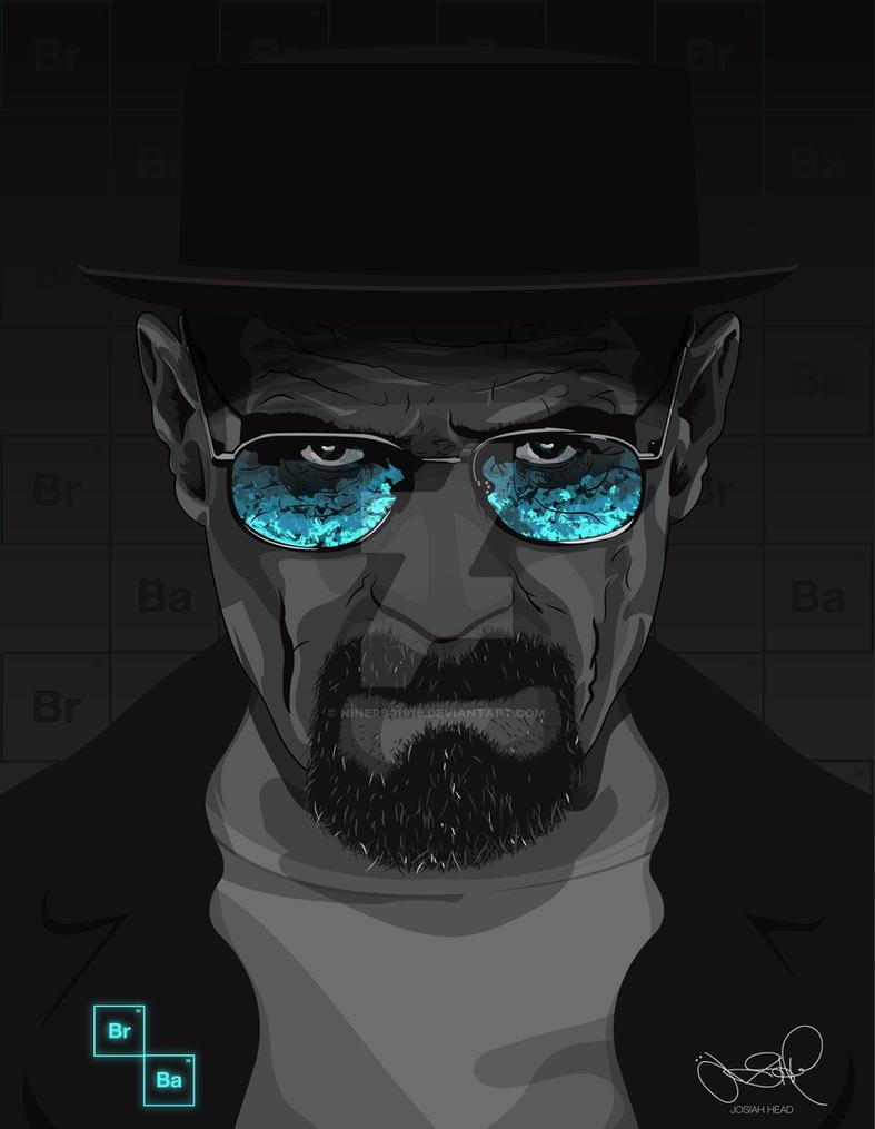 Walter White Is Heisenberg By Niners01916 On Deviantart