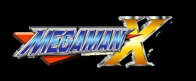 Megaman X Logo