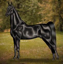 Saddlebred by Almuli