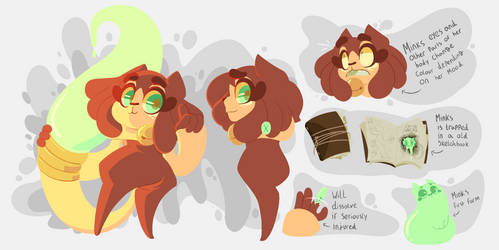 MiaMinks [Reference Sheet 2021]