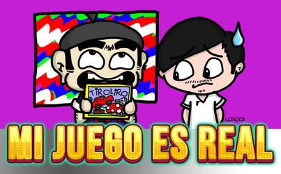 AP - MI JUEGO ES REAL by Lox013