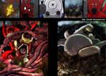 Naruto Battle Of Jinchuurikis by Hamid91