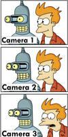 Bender sight gag big