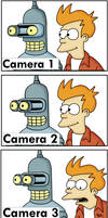 Bender sight gag big