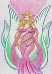 Breath of Fire III - Myria : Dea nobiscum by GoldenFalchion