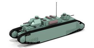 Lego Char 2C (FCM 2C)