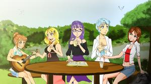 Rika-Dono's contest