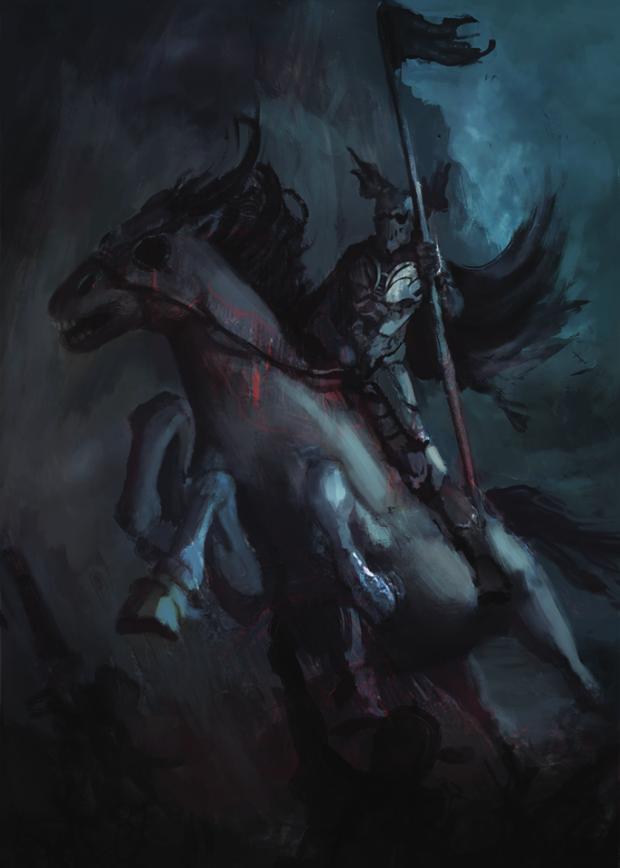 Rider by MarosHarrer