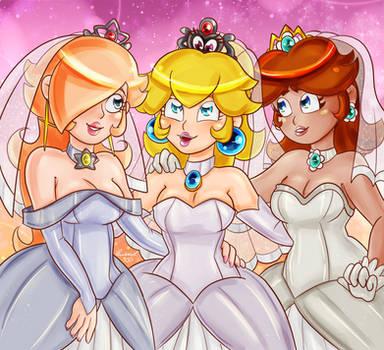 Wedding Princesses