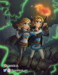 Botw2 : Adventuring Together by Laurence-L