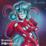 Ladybug Space Suit