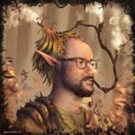 Leafling Portrait