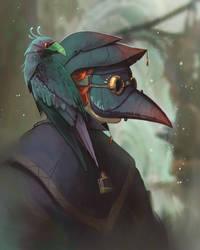 Masked Sporexplorer