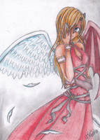 devil-angel by marosar