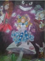 alicia in the wonderland color xD